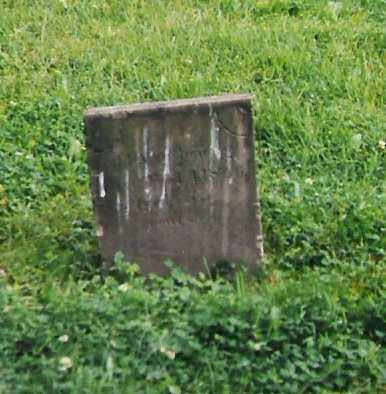 YOUNG, HESTER - Richland County, Ohio | HESTER YOUNG - Ohio Gravestone Photos