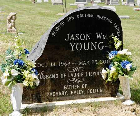 YOUNG, JASON WILLIAM - Richland County, Ohio | JASON WILLIAM YOUNG - Ohio Gravestone Photos