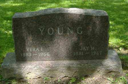 YOUNG, VERA IDA - Richland County, Ohio | VERA IDA YOUNG - Ohio Gravestone Photos