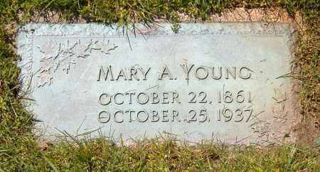YOUNG, MARY ANN - Richland County, Ohio | MARY ANN YOUNG - Ohio Gravestone Photos