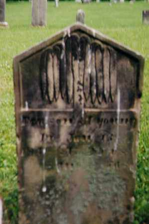 YOUNG, REASON A. - Richland County, Ohio | REASON A. YOUNG - Ohio Gravestone Photos