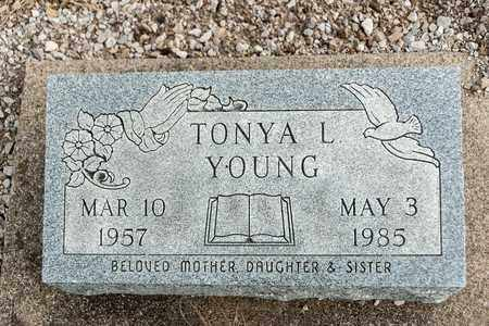 YOUNG, TONYA L - Richland County, Ohio | TONYA L YOUNG - Ohio Gravestone Photos