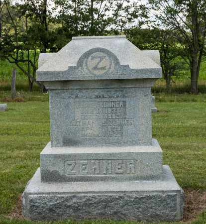 ZEHNER, CATHARINE - Richland County, Ohio | CATHARINE ZEHNER - Ohio Gravestone Photos