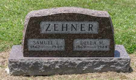 ZEHNER, DELLA M - Richland County, Ohio | DELLA M ZEHNER - Ohio Gravestone Photos