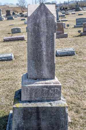 ZELLER, EDWARD LEO - Richland County, Ohio | EDWARD LEO ZELLER - Ohio Gravestone Photos