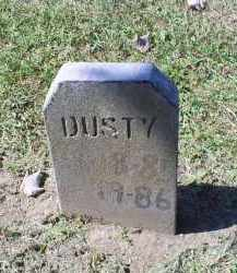 ??, DUSTY - Ross County, Ohio | DUSTY ?? - Ohio Gravestone Photos