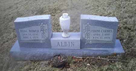 ALBIN, EDITH - Ross County, Ohio | EDITH ALBIN - Ohio Gravestone Photos