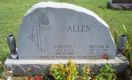 ALLEN, WILLIAM MANLEY - Ross County, Ohio | WILLIAM MANLEY ALLEN - Ohio Gravestone Photos