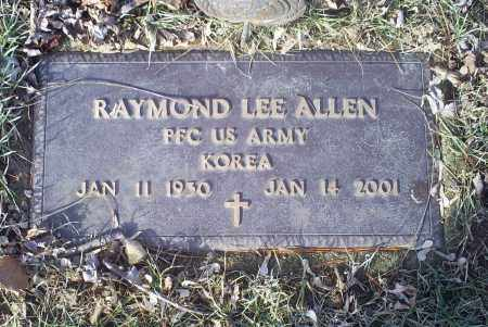 ALLEN, RAYMOND LEE - Ross County, Ohio | RAYMOND LEE ALLEN - Ohio Gravestone Photos
