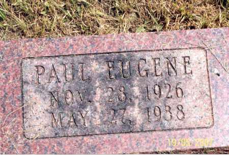 ANGUS, PAUL EUGENE - Ross County, Ohio | PAUL EUGENE ANGUS - Ohio Gravestone Photos