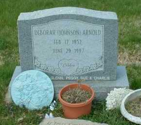 JOHNSON ARNOLD, DEBORAH - Ross County, Ohio | DEBORAH JOHNSON ARNOLD - Ohio Gravestone Photos