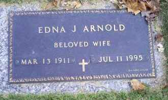 ARNOLD, EDNA J. - Ross County, Ohio | EDNA J. ARNOLD - Ohio Gravestone Photos