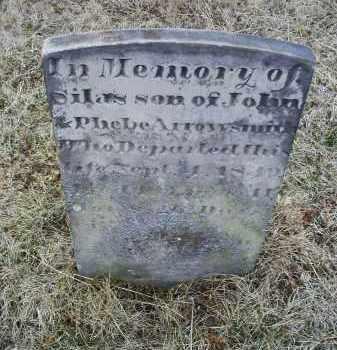 ARROWSMITH, SILAS - Ross County, Ohio | SILAS ARROWSMITH - Ohio Gravestone Photos