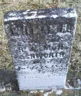 ASHWORTH, WILLIAM H. - Ross County, Ohio | WILLIAM H. ASHWORTH - Ohio Gravestone Photos