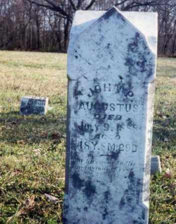 AUGUSTUS, JOHN P. - Ross County, Ohio | JOHN P. AUGUSTUS - Ohio Gravestone Photos