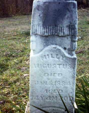 AUGUSTUS, MILLY - Ross County, Ohio | MILLY AUGUSTUS - Ohio Gravestone Photos