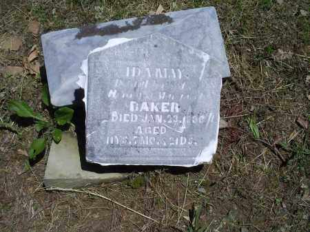BAKER, IDA MAE - Ross County, Ohio | IDA MAE BAKER - Ohio Gravestone Photos