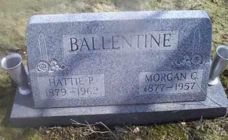 BALLENTINE, HATTIE P. - Ross County, Ohio | HATTIE P. BALLENTINE - Ohio Gravestone Photos