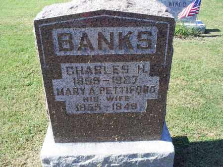 BANKS, MARY A. - Ross County, Ohio | MARY A. BANKS - Ohio Gravestone Photos