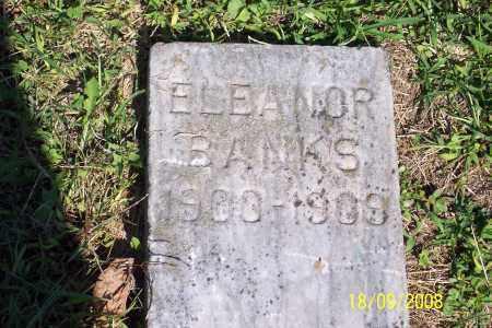 BANKS, ELEANOR - Ross County, Ohio | ELEANOR BANKS - Ohio Gravestone Photos