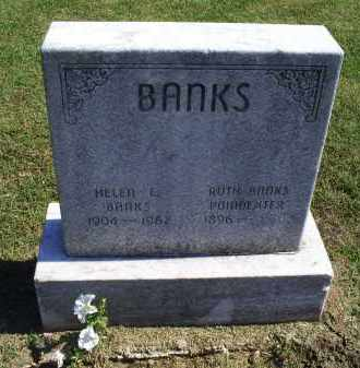 BANKS, HELEN L. - Ross County, Ohio | HELEN L. BANKS - Ohio Gravestone Photos