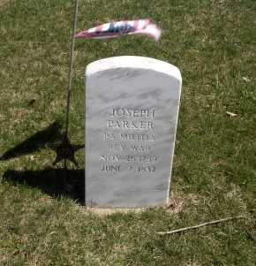BARKER, JOSEPH - Ross County, Ohio   JOSEPH BARKER - Ohio Gravestone Photos