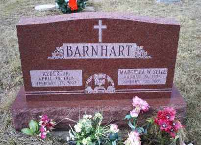 BARNHART, ALBERT JR. - Ross County, Ohio | ALBERT JR. BARNHART - Ohio Gravestone Photos