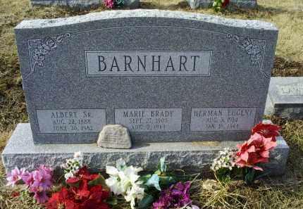 BARNHART, ALBERT SR. - Ross County, Ohio | ALBERT SR. BARNHART - Ohio Gravestone Photos