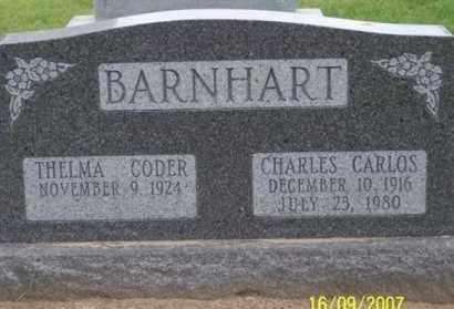 BARNHART, CHARLES CARLOS - Ross County, Ohio | CHARLES CARLOS BARNHART - Ohio Gravestone Photos