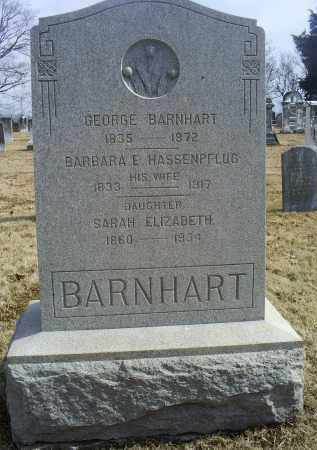 BARNHART, BARBARA E. - Ross County, Ohio | BARBARA E. BARNHART - Ohio Gravestone Photos