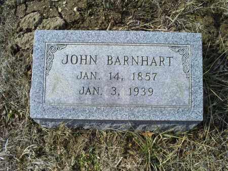 BARNHART, JOHN - Ross County, Ohio | JOHN BARNHART - Ohio Gravestone Photos