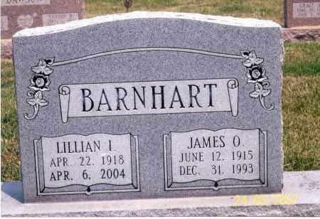 BARNHART, JAMES O. - Ross County, Ohio | JAMES O. BARNHART - Ohio Gravestone Photos