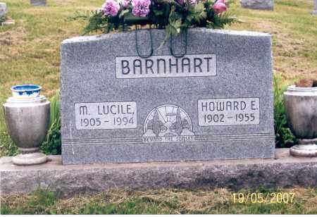 BARNHART, HOWARD E. - Ross County, Ohio | HOWARD E. BARNHART - Ohio Gravestone Photos