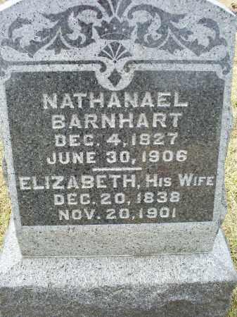 BARNHART, NATHANAEL - Ross County, Ohio | NATHANAEL BARNHART - Ohio Gravestone Photos