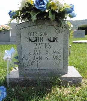 BATES, DUSTIN LEE - Ross County, Ohio | DUSTIN LEE BATES - Ohio Gravestone Photos