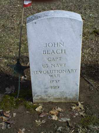 BEACH, JOHN - Ross County, Ohio | JOHN BEACH - Ohio Gravestone Photos