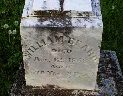 BEARD, WILLIAM - Ross County, Ohio | WILLIAM BEARD - Ohio Gravestone Photos