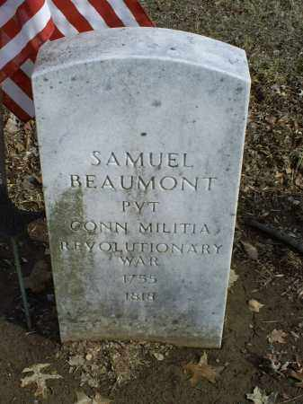 BEAUMONT, SAMUEL - Ross County, Ohio | SAMUEL BEAUMONT - Ohio Gravestone Photos