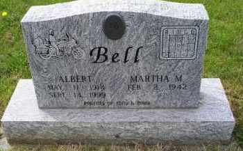 BELL, ALBERT - Ross County, Ohio | ALBERT BELL - Ohio Gravestone Photos