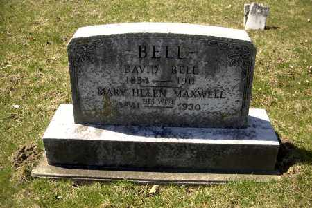 BELL, DAVID - Ross County, Ohio | DAVID BELL - Ohio Gravestone Photos
