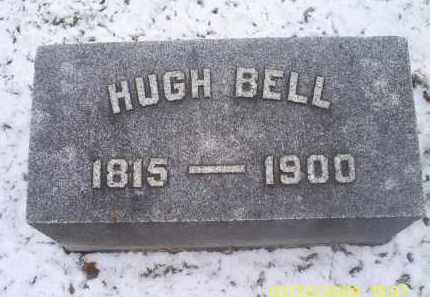 BELL, HUGH - Ross County, Ohio | HUGH BELL - Ohio Gravestone Photos