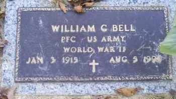 BELL, WILLIAM C. - Ross County, Ohio | WILLIAM C. BELL - Ohio Gravestone Photos