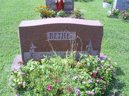 BETHEL, CLARENCE E. - Ross County, Ohio | CLARENCE E. BETHEL - Ohio Gravestone Photos