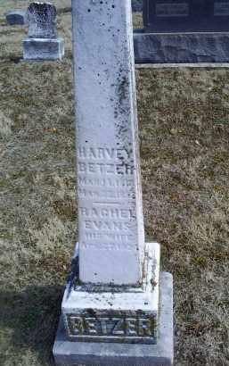 BETZER, HARVEY - Ross County, Ohio | HARVEY BETZER - Ohio Gravestone Photos