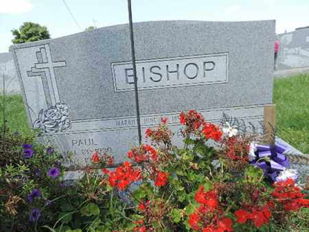 JOHNSON BISHOP, PATSY - Ross County, Ohio | PATSY JOHNSON BISHOP - Ohio Gravestone Photos