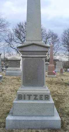 BITZER, MONUMENT - Ross County, Ohio | MONUMENT BITZER - Ohio Gravestone Photos
