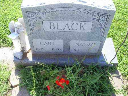 BLACK, NAOMI - Ross County, Ohio | NAOMI BLACK - Ohio Gravestone Photos