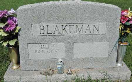BLANKEMAN, DALE E - Ross County, Ohio | DALE E BLANKEMAN - Ohio Gravestone Photos