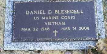 BLESEDELL, DANIEL D. - Ross County, Ohio | DANIEL D. BLESEDELL - Ohio Gravestone Photos