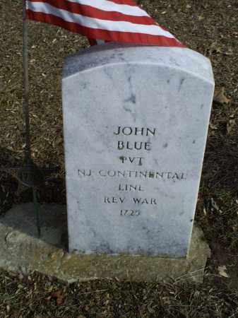 BLUE, JOHN - Ross County, Ohio | JOHN BLUE - Ohio Gravestone Photos